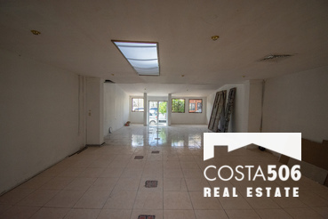 Local Comercial de 150m2 en Barrio Escalante