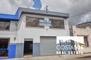 Local Comercial de 350m2 en Barrio México